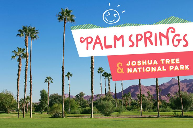 Check out these family friendly attractions and things to do in Palm Springs and Joshua tree, without spending like an A-lister!