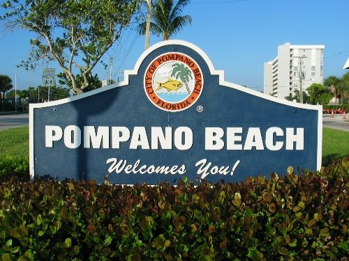Pompano Beach, Fl- USA. Lived there for 7 years
