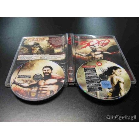 300 dwupłytowa edycja specjalna 2 DVD - Opole