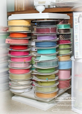 Want to make for ribbon storage