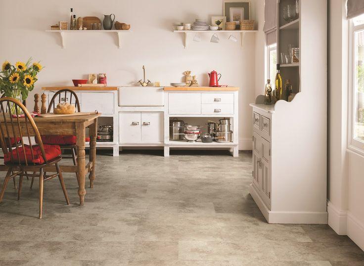 Karndean Flooring - Peinza Kitchen Diner