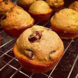Pumpkin Chocolate Chip Muffins - Allrecipes.com