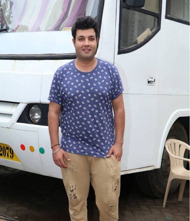 bollywoodmirchitadka: Cast of 'Fukrey 2' Snapped at Mehboob Studio In Mu...