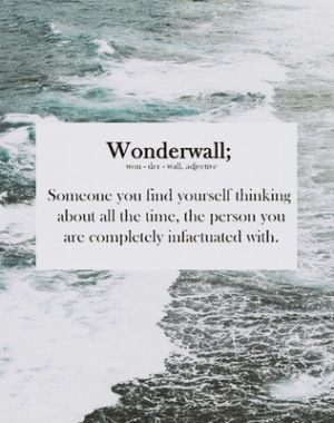 wonderwall love love quotes quotes ocean water love quote http://wefirstmet.com