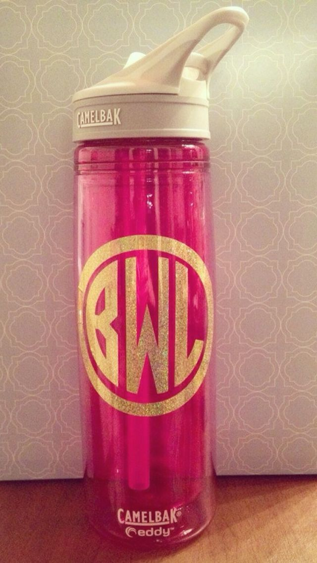 i have one like this with my initials and i love it