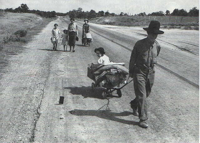 *USA, Arkansas, The Great Depression