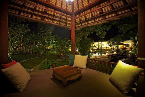 Luxury Villa Bintang Nusa Dua Bali Bale Bengong