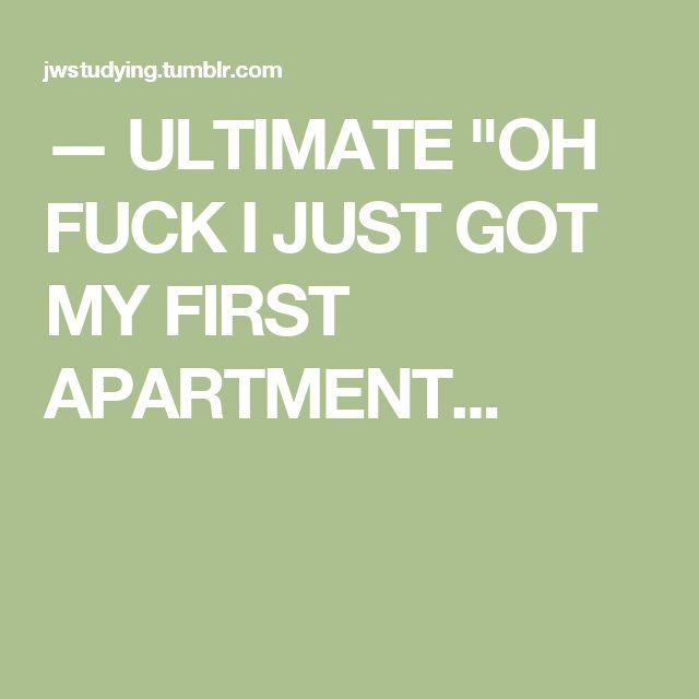 Best 25+ First apartment essentials ideas on Pinterest
