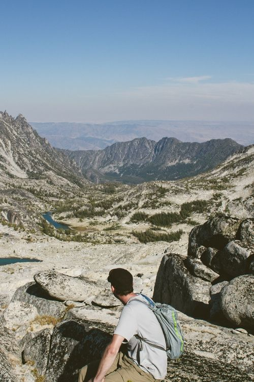 THE ENCHANTMENTS by Jesse Morrow