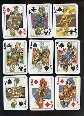 Timmel Giochi Di Corte Italian Playing Cards by Cambissa SEALED New RARE | eBay