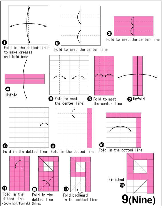 Origami 9(nine)