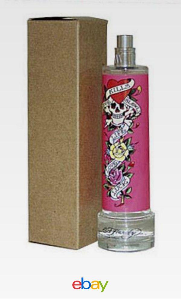 Ed Hardy Love Kills Slowly By Christian Audigier 3.4 Oz Edp Perfume  Tester