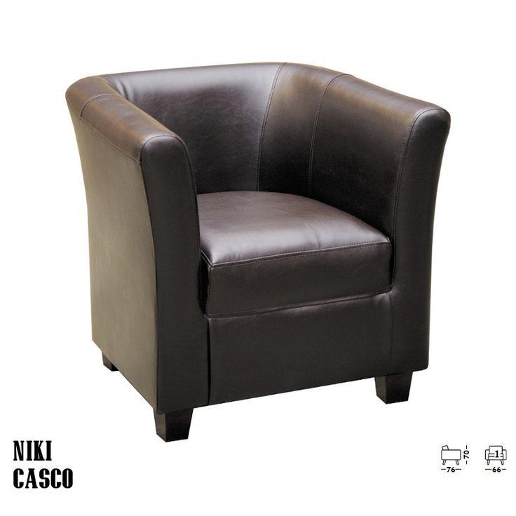 Niki fotel  Stílus:      Modern kialakítású fotel, praktikus kialakítású kartámlákkal     Nincs is jobb, mint beleülni egy kényelmes fotelbe egy nehéz nap után!     Kifinomult, lekerekített formákkal     Nappalija kiváló kiegészítője lehet!     Tökéletes vendéglátó helyiségekbe és akár egy váratlan vendég hellyel kínálásához is.