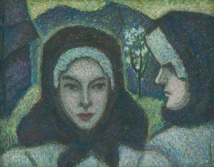 Janko Alexy: Woman from Zázrivá / Zázrivčanky:1945 - 1965