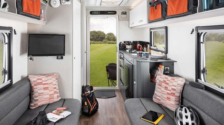Interior Swift Basecamp