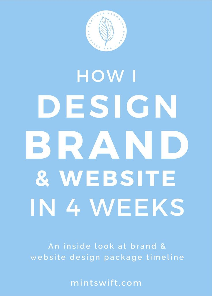 In the last post, we talk about the design process and design deliverables that are included in my brand & website design package. Today, we'll take an inside look at my brand & website design package timeline, so how I design brand & website in 4 weeks. I'll walk you through each of the days and tell you exactly what I design. My brand & website design package is divided into two parts: brand design (2 weeks) and WordPress website design (2 weeks). Similar to my brand design package, I only…