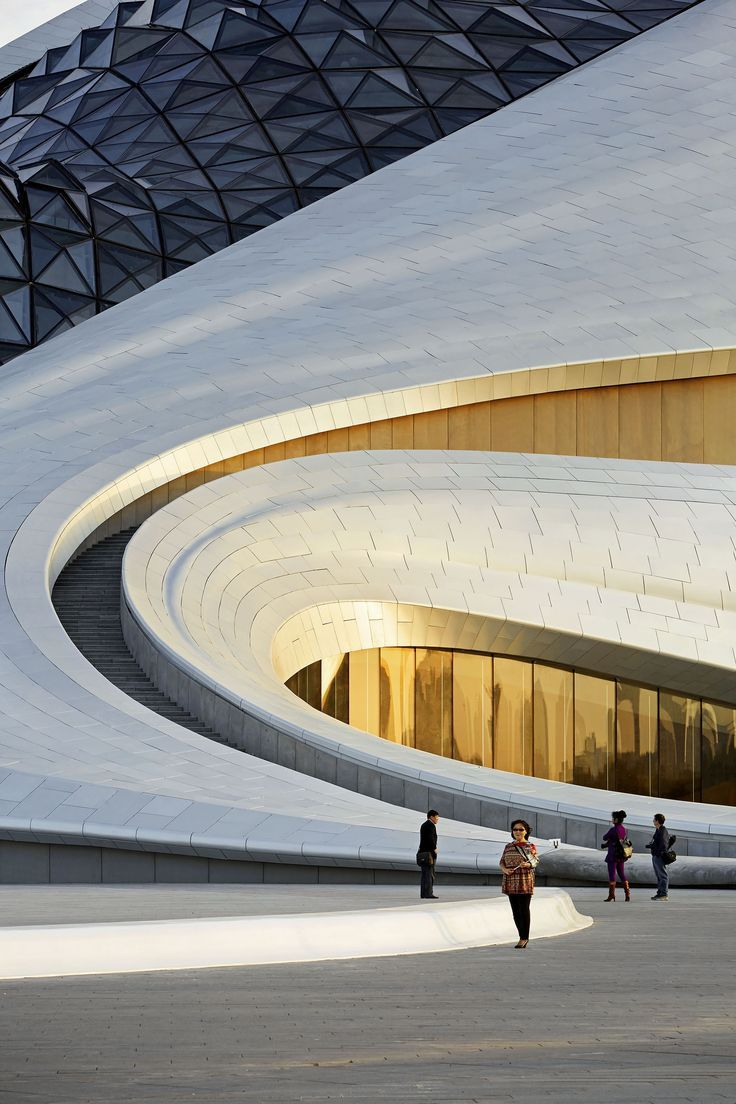 13 best organic architecture images on pinterest organic for Beijing opera house architect