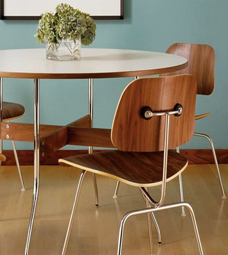 Commercial furniture design - this designer table and chairs creates relaxed breakout areas in the office space.  #office #furniture #workspace #workplace