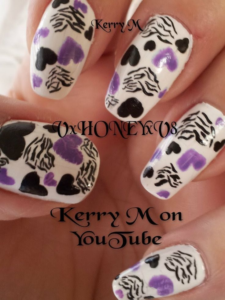 112 best Nail Art Video Tutorials images on Pinterest | Nail art ...