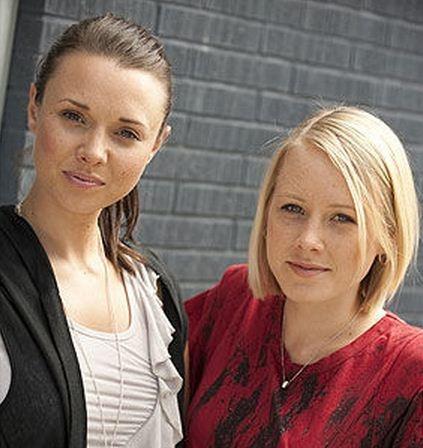Maia & Nicole from New Zealand's *Shortland Street*
