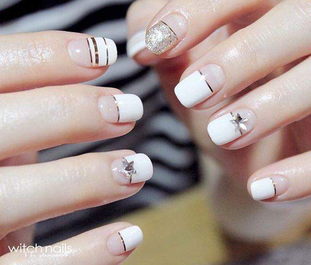 Best 25 korean nail art ideas on pinterest korean nails classy short nail designs gel nail designs nails design korean nails korean nail art 3d acrylic nails tape nail art space nails hot nails prinsesfo Choice Image