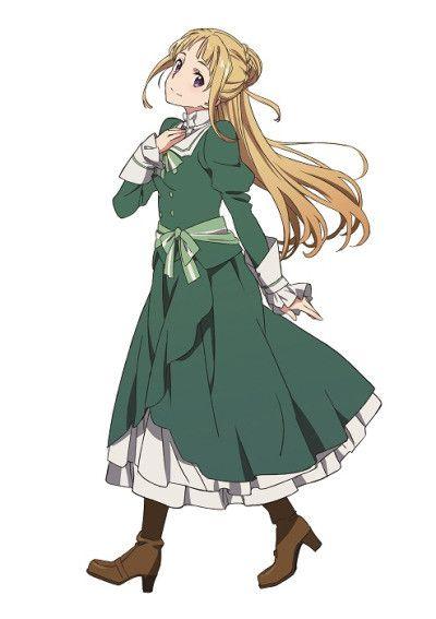 Shuumatsu no Izetta - Fine: Saori Hayami