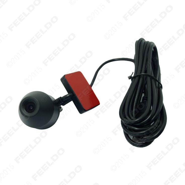 HD Car Front USB 2.0 Digital Video Recorder DVR Camera For Car Android 4.2/4.4 Car Stereo GPS Navigator  #CA1088D