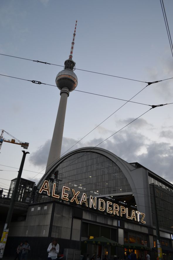 Alexanderplatz!! Berlin, Germany