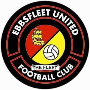 Ebbsfleet Utd of England crest.