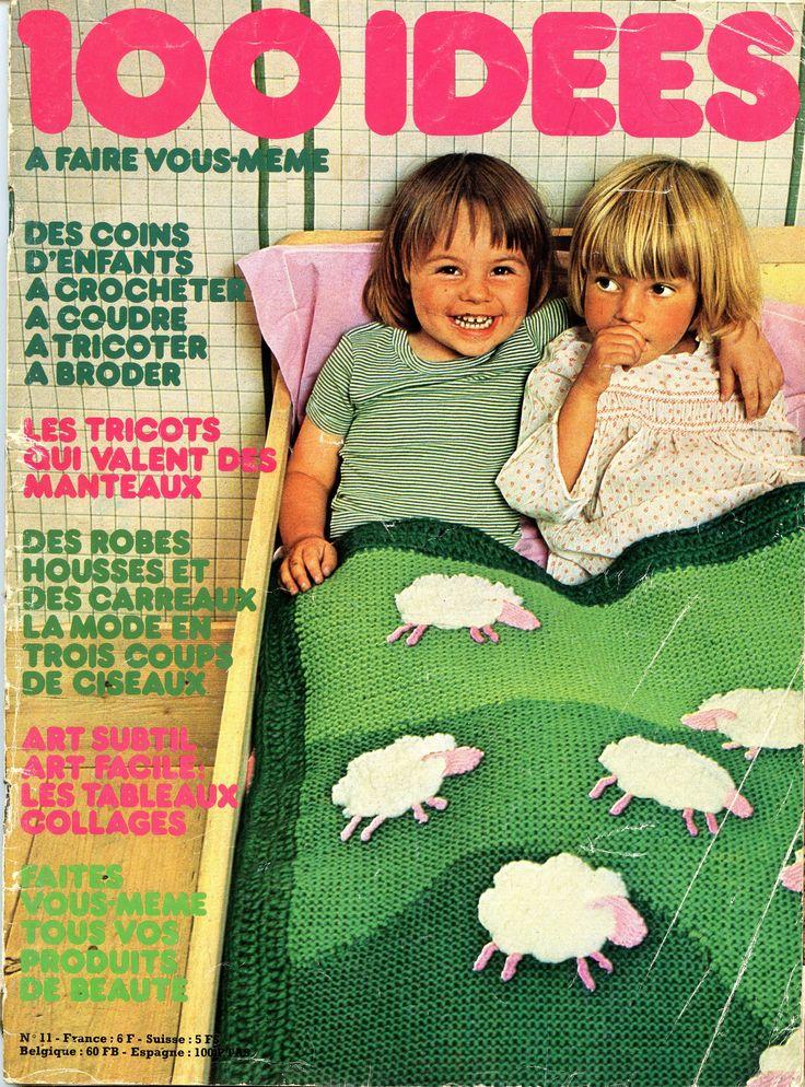 100 idées N° 11 - septembre 1974
