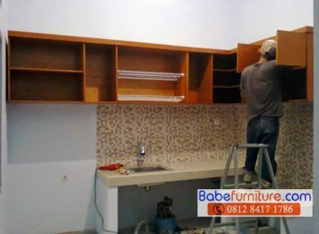 Babe Furniture - Jasa Pembuatan kitchen Set BSD 0812 8417 1786: Jasa Pembuatan Kitchen Set Di BSD 0812 8417 1786