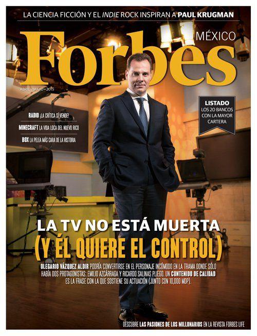 Un articulo de Forbes Mexico discutiendo reglas de etiqueta en negocios durante el siglo XXI.
