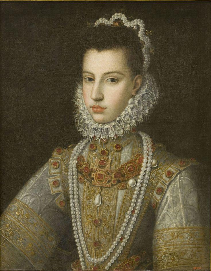 Infanta Catalina Micaela de Austria y Valois, Duquesa de Saboya