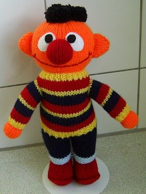 Voorbeeldkaart - Ernie - Categorie: Overige - Hobbyjournaal uw hobby website