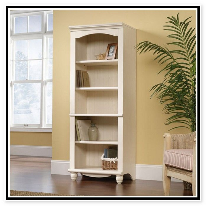 White Wood Bookshelf Off Bookcase