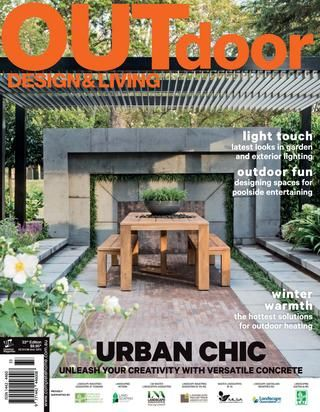 Outdoor design & living issue 33 2016