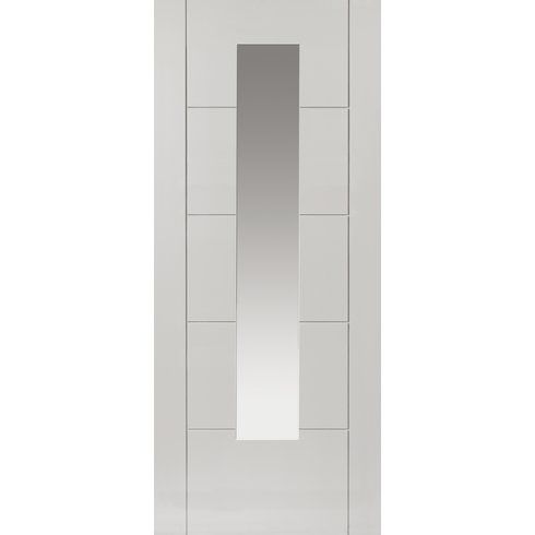 Emral 5 Panel Glazed Internal Door