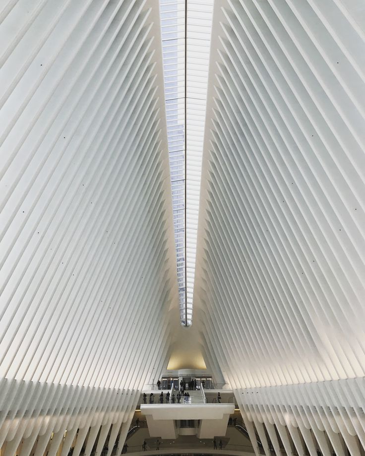 Oculus, WTC Transportation Hub, New York