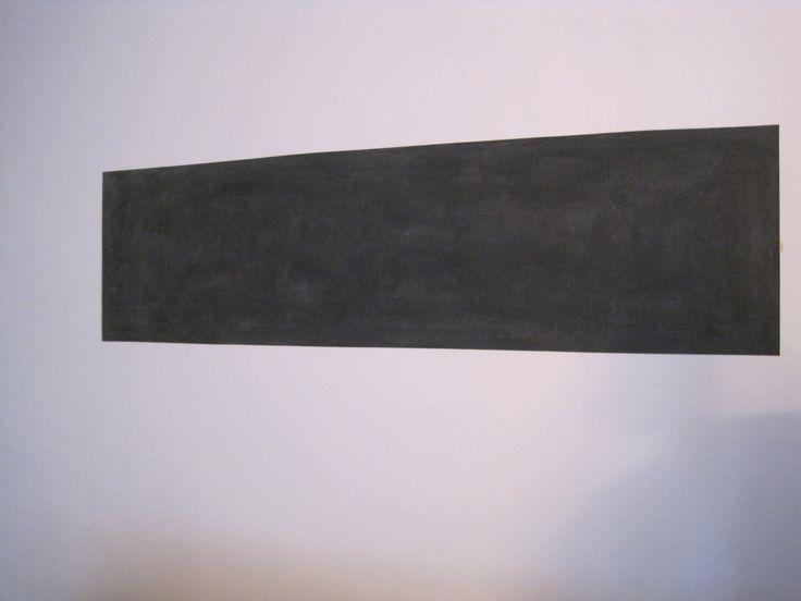 The alla Menta: * Tutorial * - La vernice lavagna fai da te.