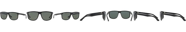 Ray-Ban Polarized Boyfriend Sunglasses, RB4147 60