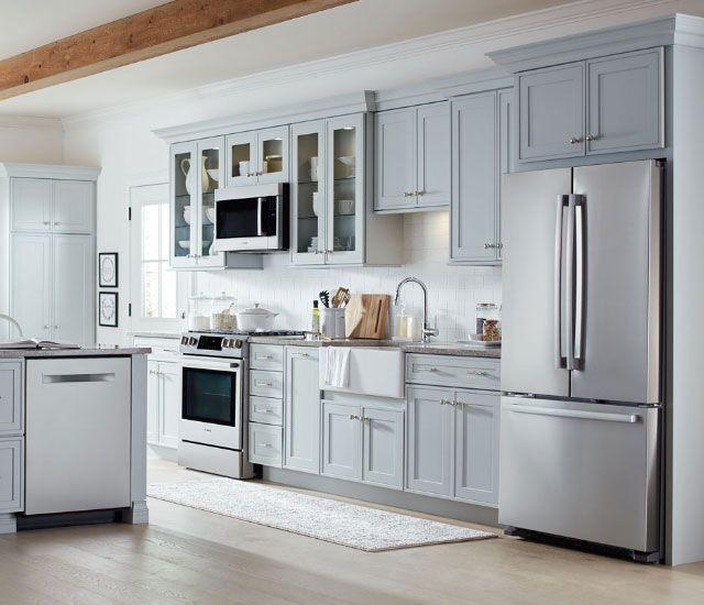 The Home Depot Galley Style Kitchen Kitchen Interior Home Decor Kitchen
