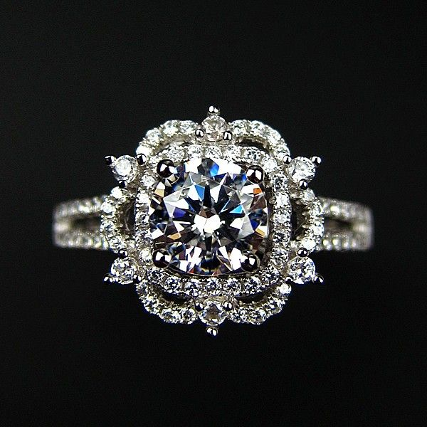 14 best EngagementWedding Rings images on Pinterest Wedding bands