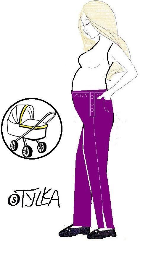 Těhotenské kalhoty nabírané Návod, střih a postup na zhotovení kalhot pro budoucí maminku Jde o jednoduchý pohodlný střih se zapínáním na obou bocích a pružným předním dílem na bříšku Měření postavy: obvod pasu - v nejužším místě trupu obvod sedu - po obvodu pánve přes vystoupliny hýždí boční hloubka sedu - od pasu po pevnou podložku (v sedě) boční ...