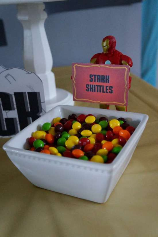 ironman-birthday-party-stark-skittles