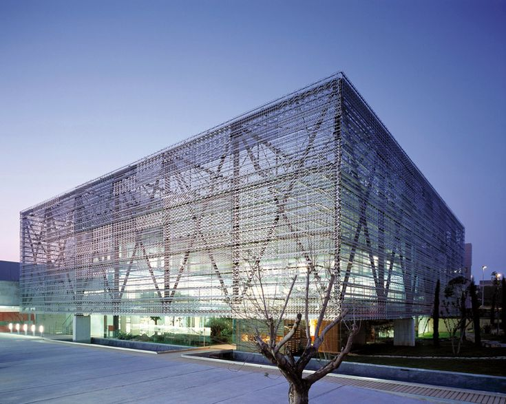 Supergraphic External Facade Elements - Examples   Forum   Archinect