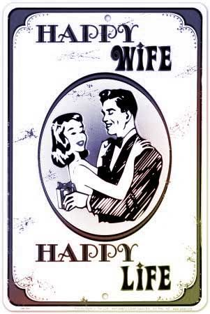 """Is It True? """"Happy Wife, Happy Life."""" --- Of course there is some truth to this common phrase! When a husband seeks to please his wife, he can single handedly change the atmosphere in his marriage. There are great benefits for both a husband and wife to seek each other's happiness in their … Read More Here unveiledwife.com/... #marriage #love"""