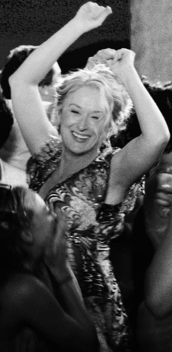 "Meryl Streep in ""Mamma Mia!"""