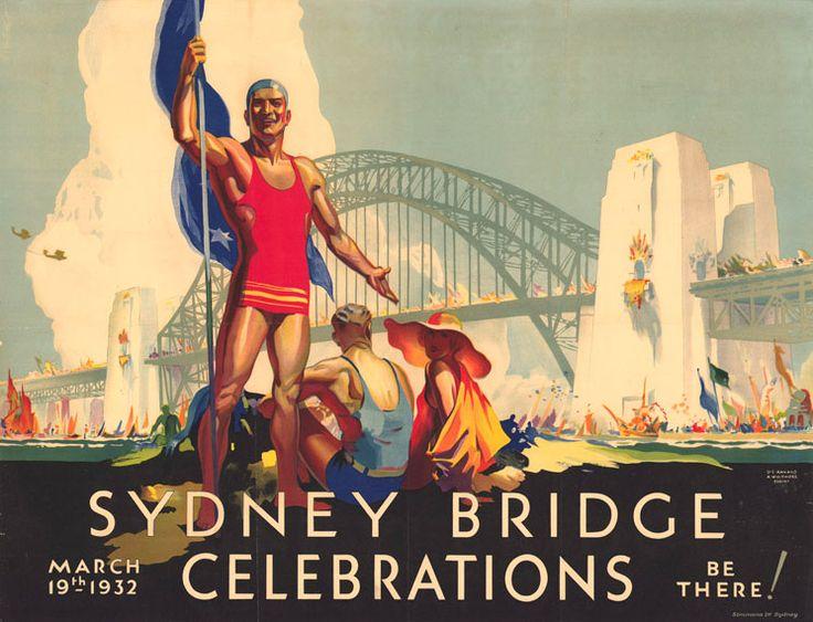 Sydney Harbour Bridge celebrated with artists' vivid collaboration
