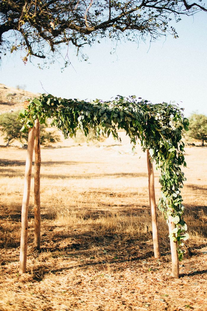 Nature and Simplicity | Aisle Style | Pinterest | Arches ...