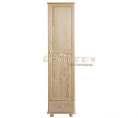 Szafa drewniana sosnowa [19] Meble Drewniane - meble sosnowe producent, łóżka, komody, witryny